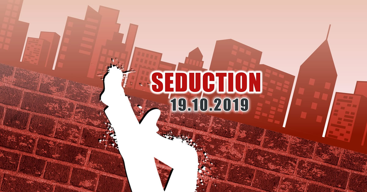 R&B + Hip Hop Seduction | 19.10.2019 at Kju